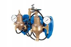 Клапан защиты от гидроудара