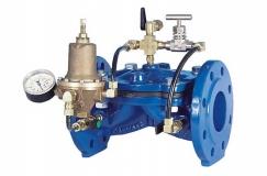 Клапан для контроля снижения давления