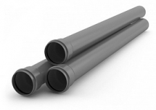 Трубы ПВХ для наружного водопровода