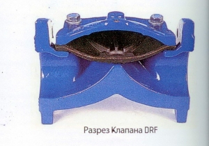 Распределительные клапаны типа DRF