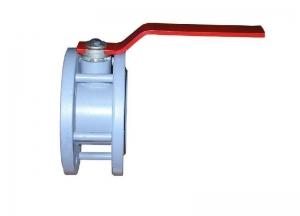 Кран шаровый стальной КШСС укороченный