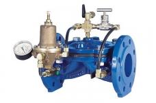 Клапан для контроля снижения давления DRF 60