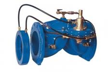 Клапан регулирования потока DRF 70