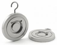 Клапан обратный межфланцевый дисковый